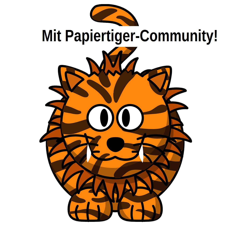 Zähme deinen Papiertiger